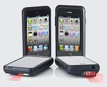 iPod Ticket Reader