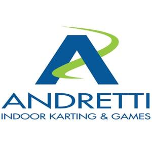 Andretti Indoor Karting & Games logo
