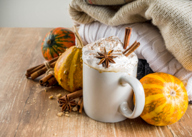 Sit down with a pumpkin spice latte and plan for fall