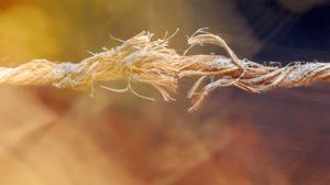 Fraying Rope