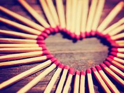 Matchsticks_heart