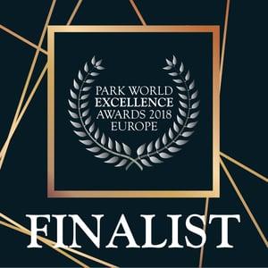 Parkworld awards Finalist Logo